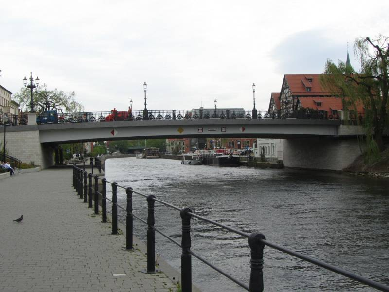 Staromiejski Bridge