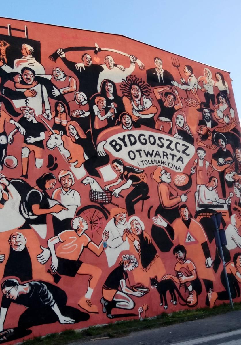 Bydgoszcz otwarta i tolerancyjna
