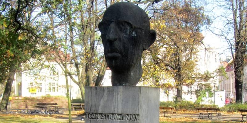 Igor Strawinski