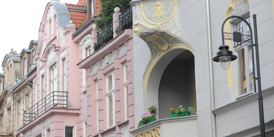 Ulica Cieszkowskiego