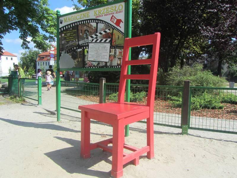 Magiczne Krzesło