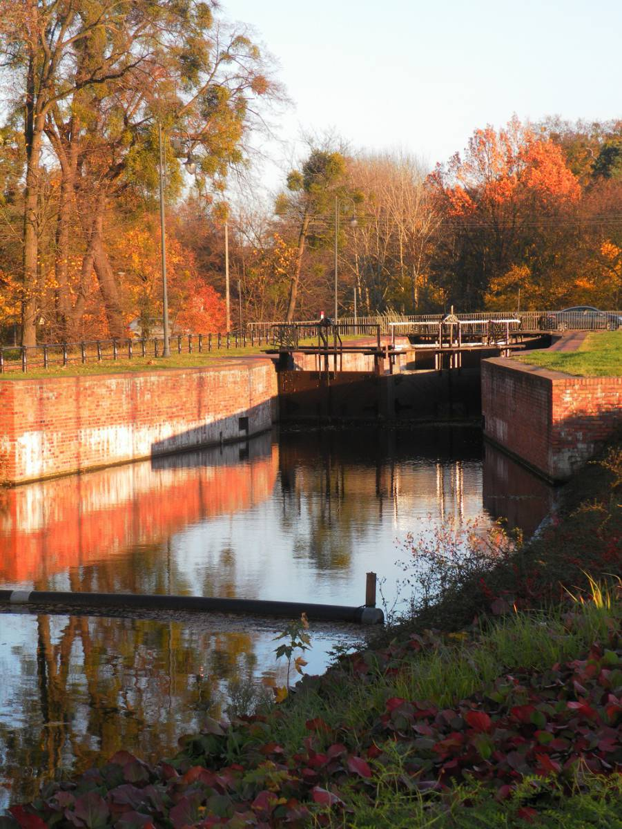 Lock no. 6 on the Old Bydgoszcz Canal