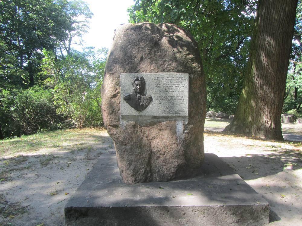 Obelisk gen. Henryka Dąbrowskiego