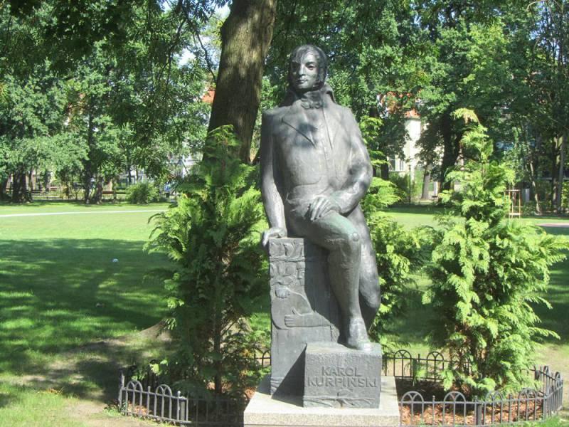 Pomnik Karola Kurpińskiego