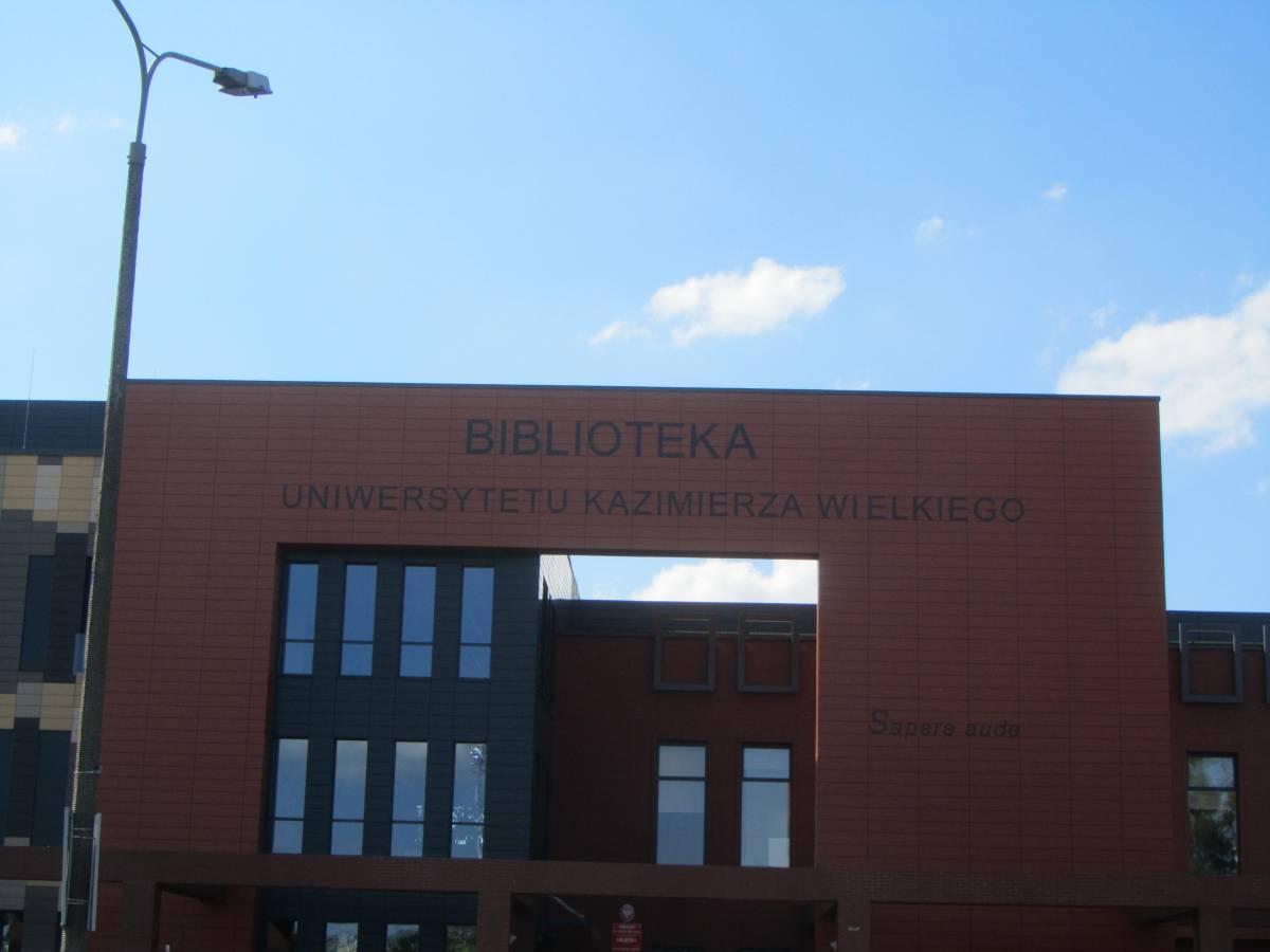 Library of Kazimierz Wielki University