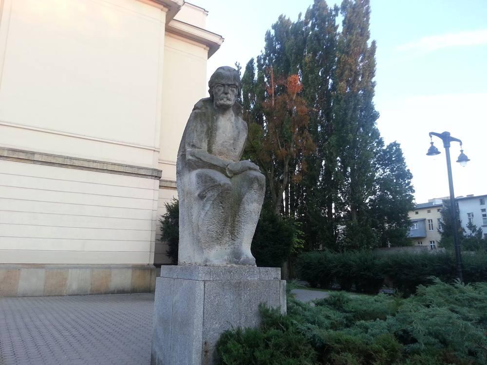 Pomnik Ignacego Jana Paderewskiego