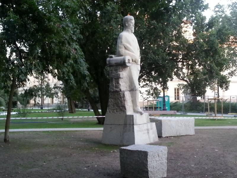Pomnik Henryka Sienkiewicza