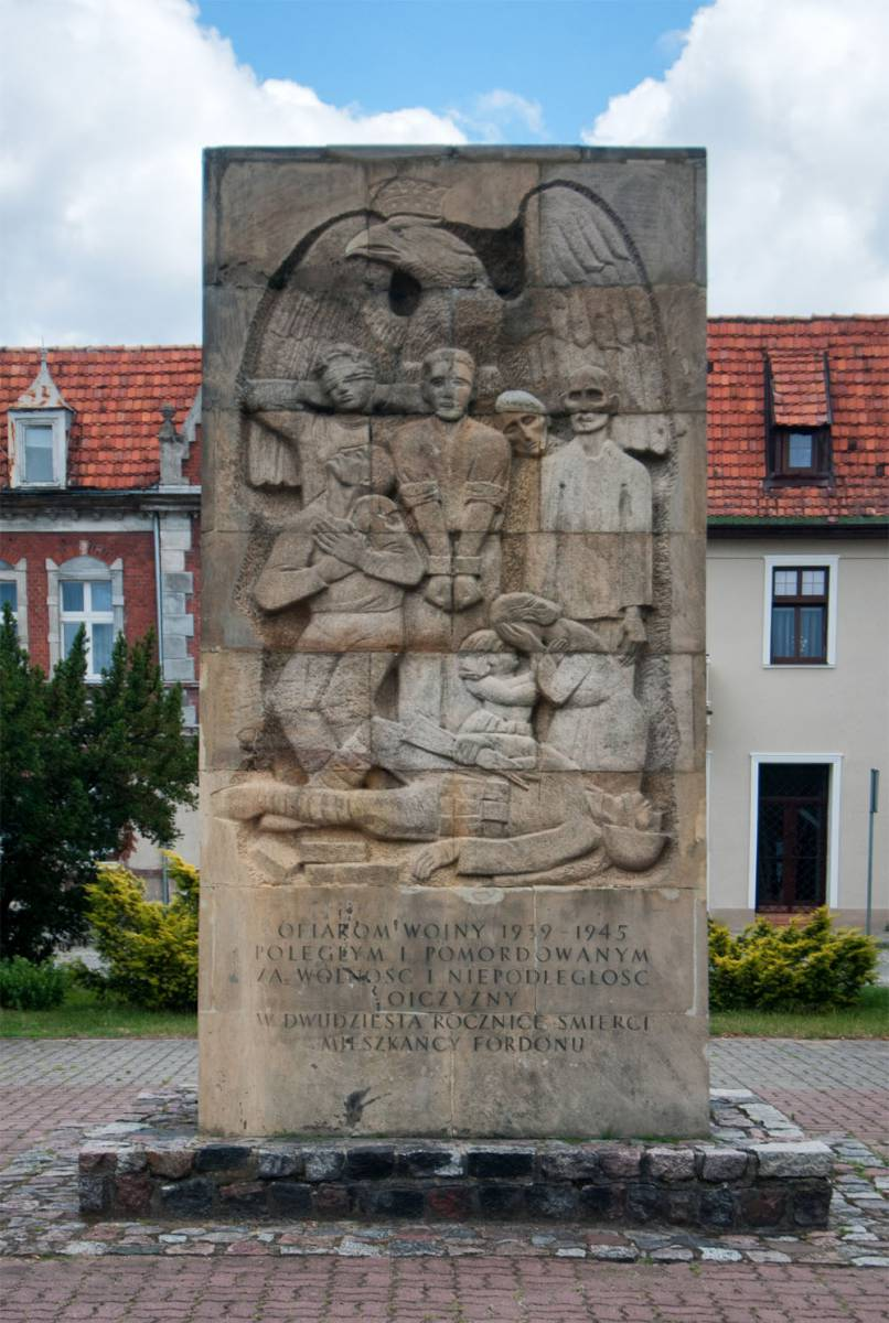 Pomnik Poległych - Stary Fordon