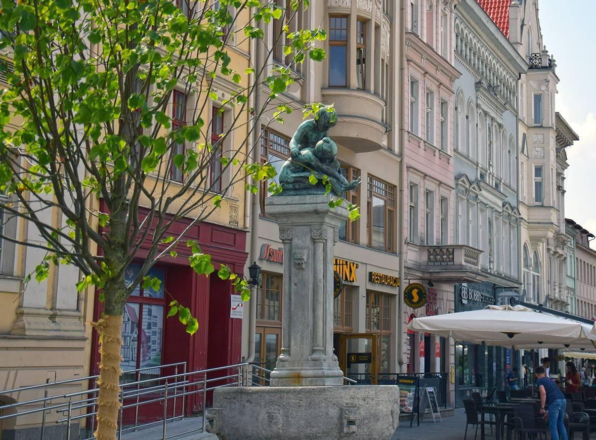 Fontanna Studzienka