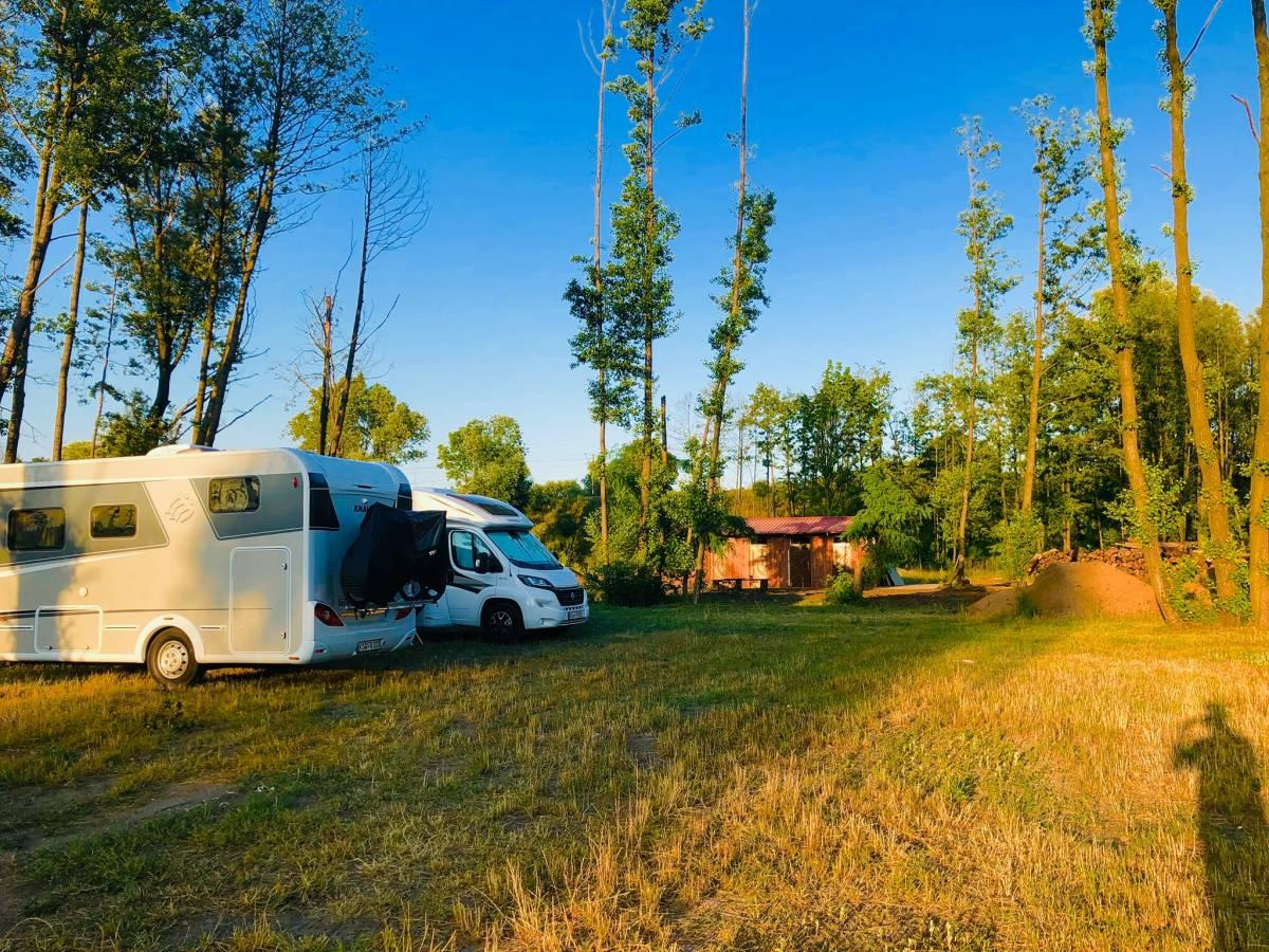 Camping Przystań Zimne Wody
