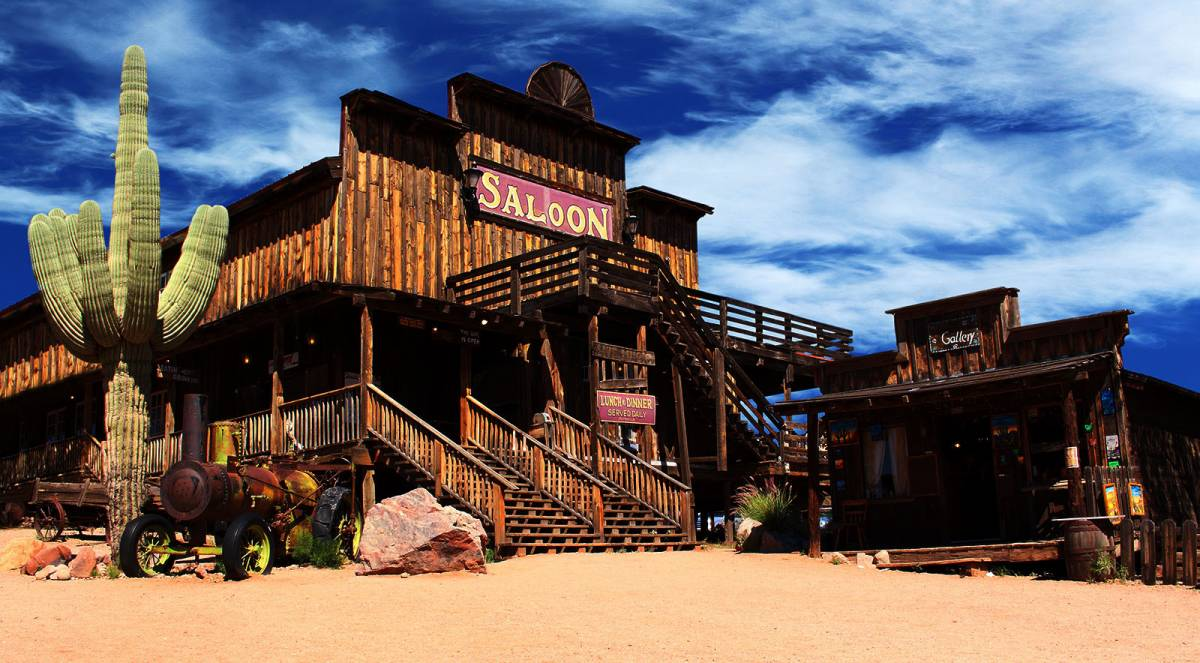 Element Escape room - In the Wild West