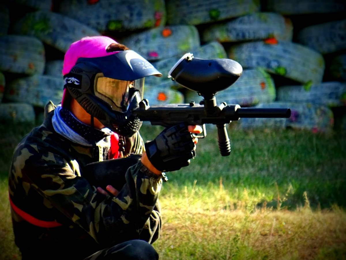 Alpen - Paintball