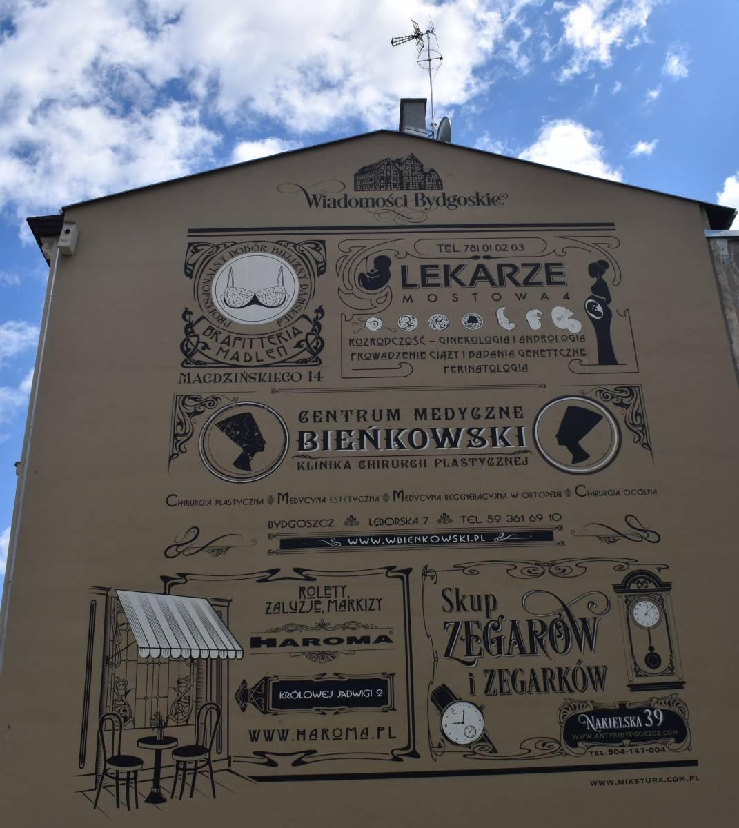 Retrościana - Garbary Street