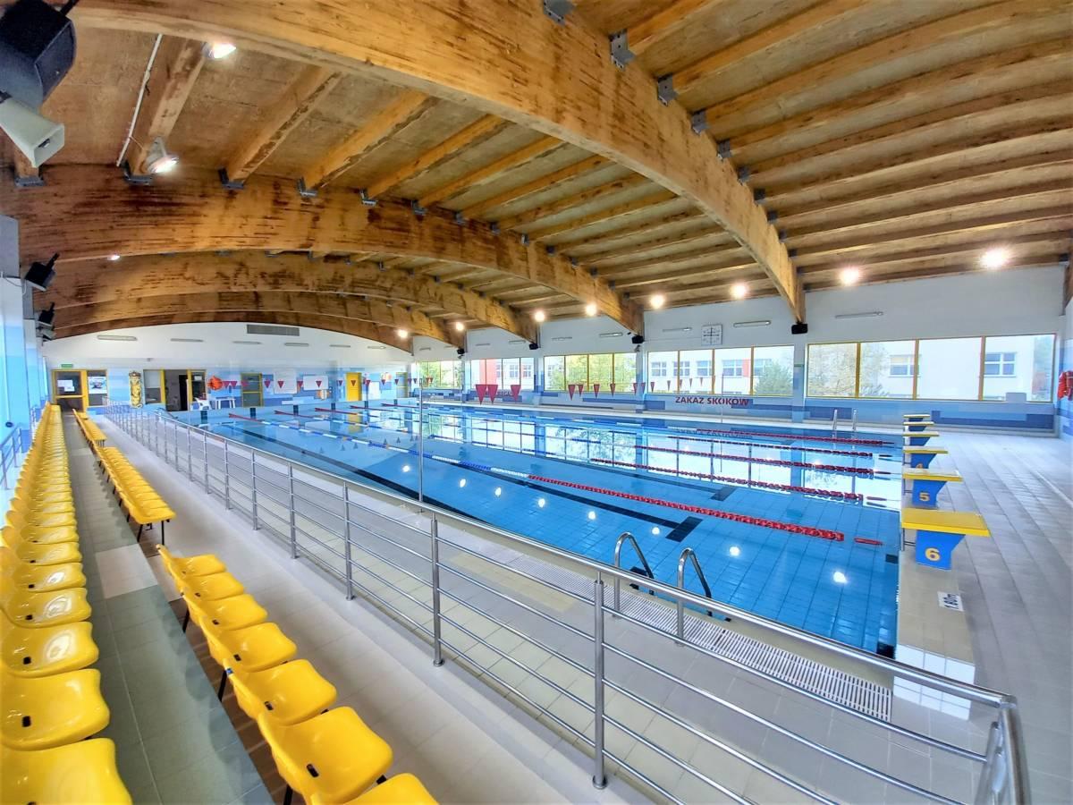 Sardynka Swimming Pool