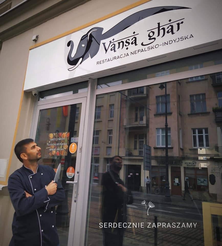 Restauracja Vansa Ghar