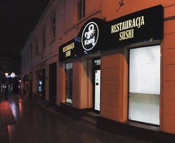Restauracja Kami