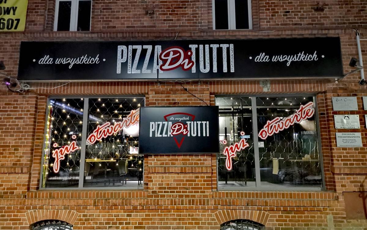 Pizza Di Tutti