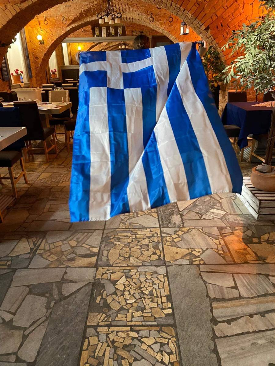 GREEKS - Greckie Bistro
