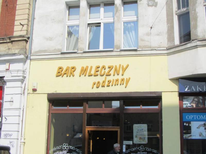 Bar Niebieski