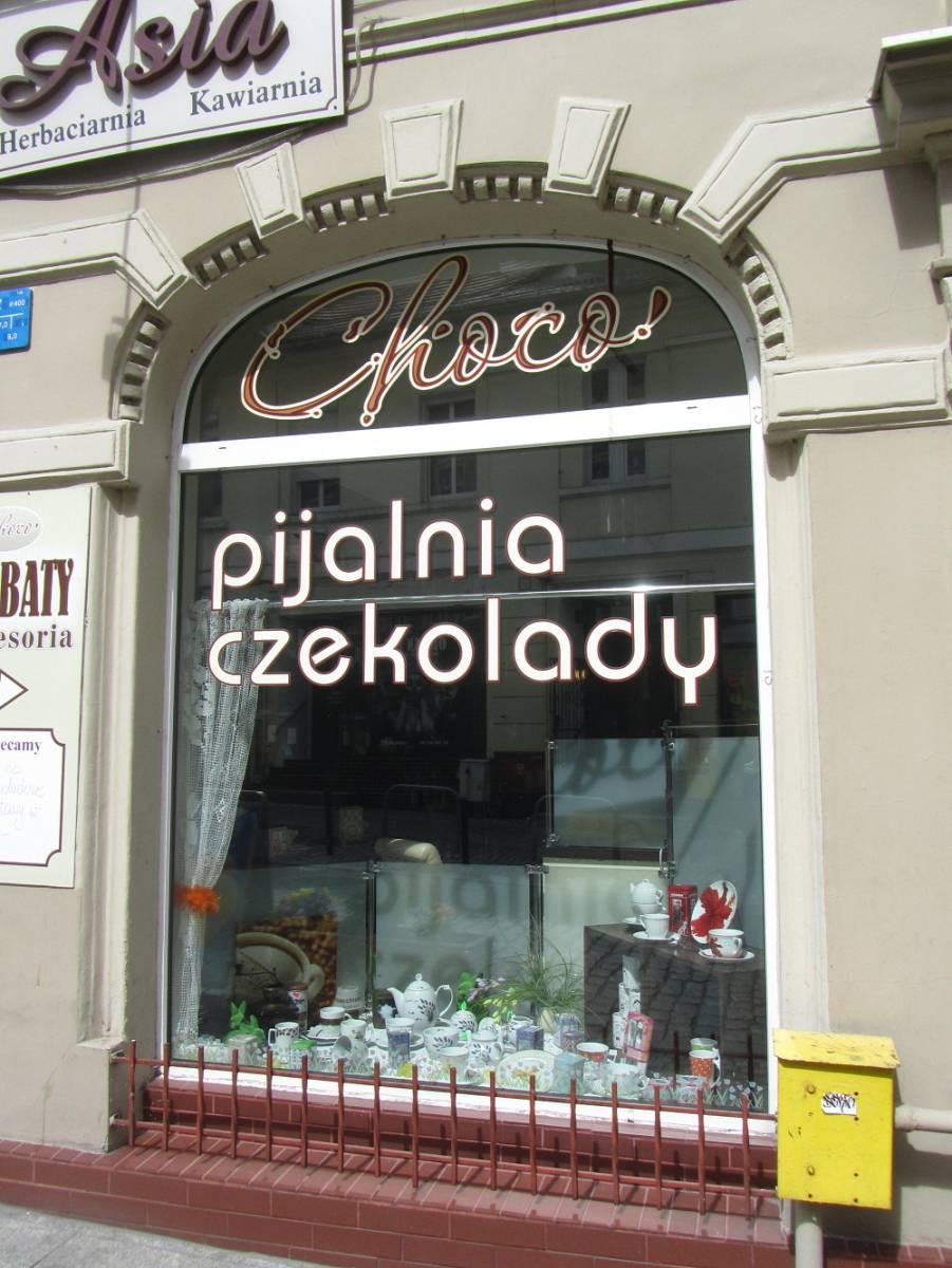 """Pijalnia Czekolady """"Choco"""""""