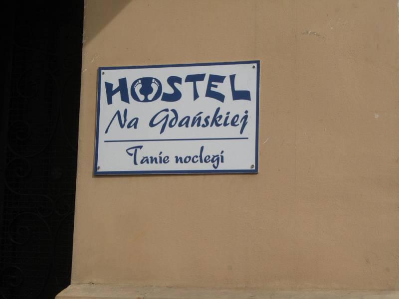 """Hostel ,,Na Gdańskiej"""""""