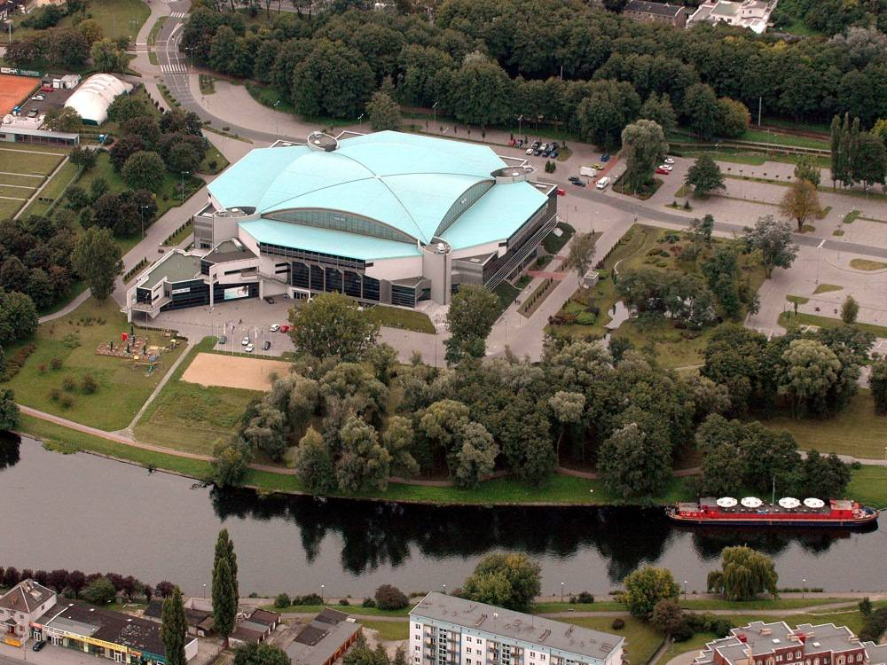 Sports and Entertainment Hall Immobile Łuczniczka