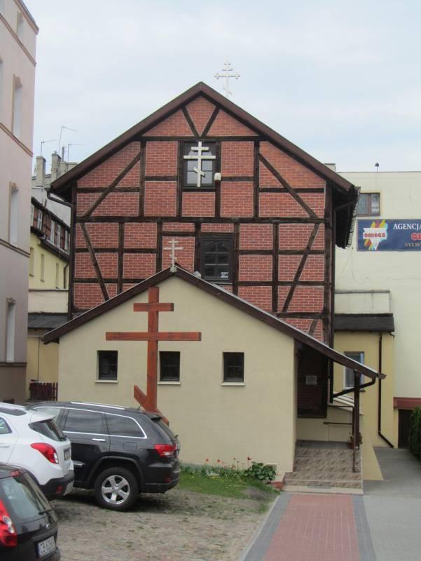 Cerkiew prawosławna p.w. św. Mikołaja
