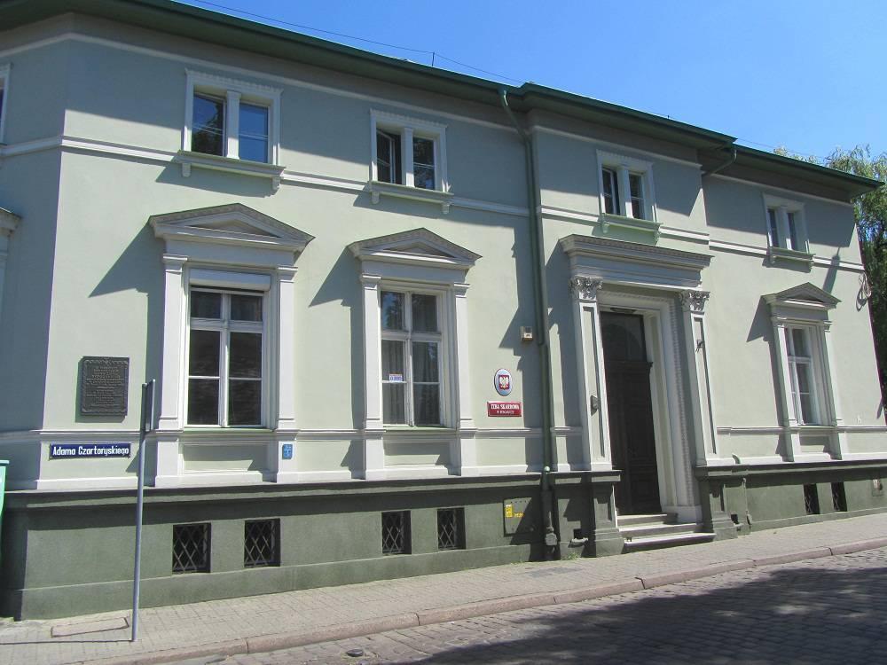 Neo-Classicistic villa