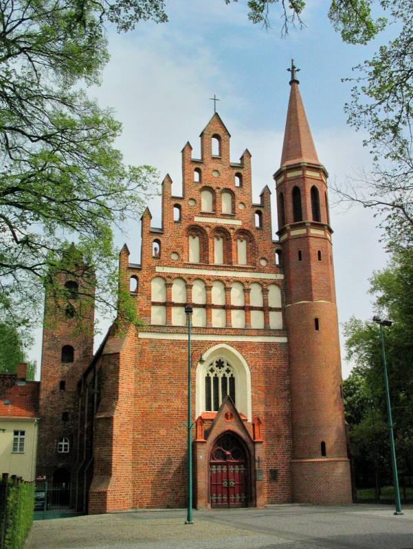 Kościół Garnizonowy pw. NMP Królowej Pokoju