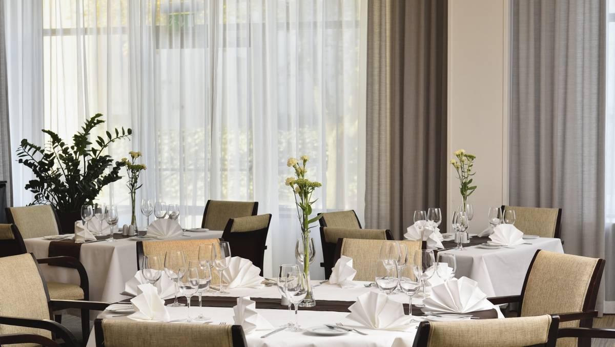Restauracja 3V6  (City Hotel)