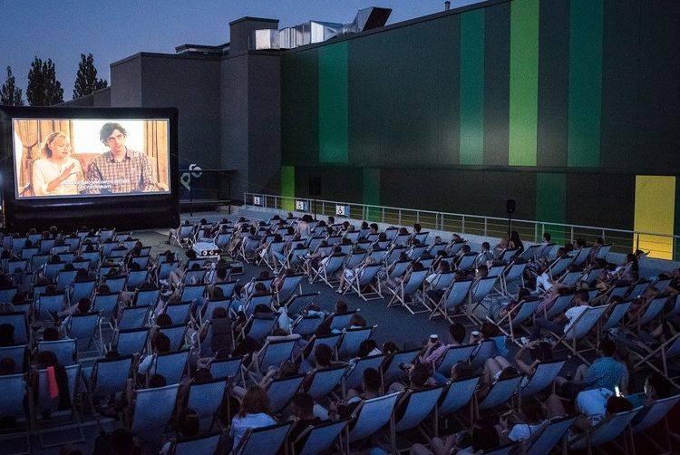 Summer Cinema - Zielone Arkady
