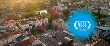 European Best Destination 2020 - vote for Bydgoszcz