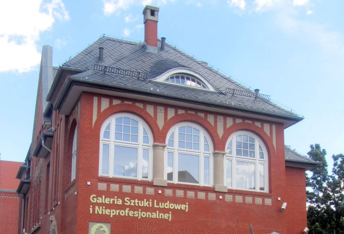 Galeria Sztuki Ludowej i Nieprofesjonalnej