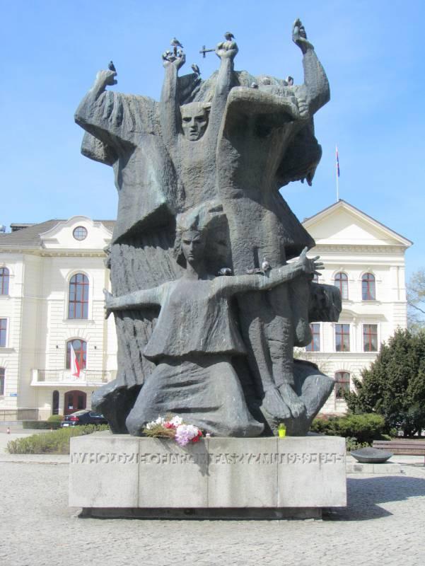Pomnik Walki i Męczeństwa