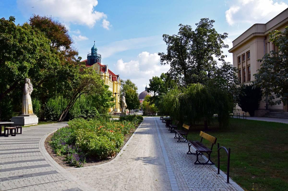 Park im. J. Kochanowskiego