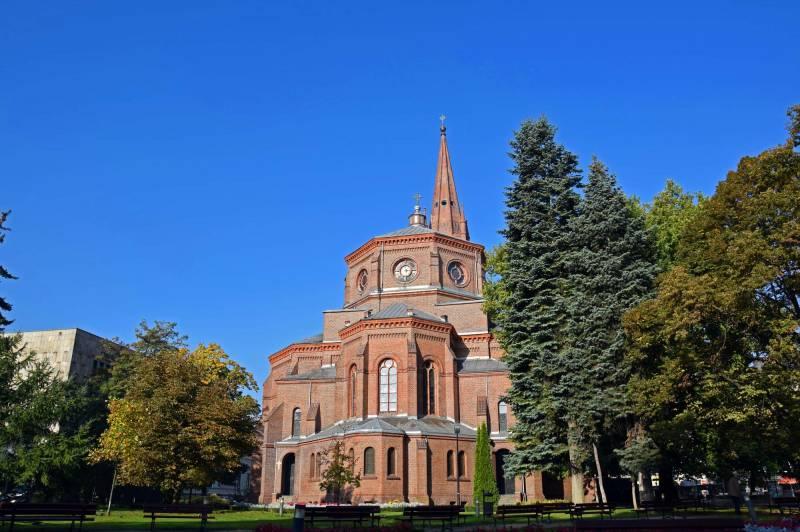 Kościół p.w. św. Apostołów Piotra i Pawła