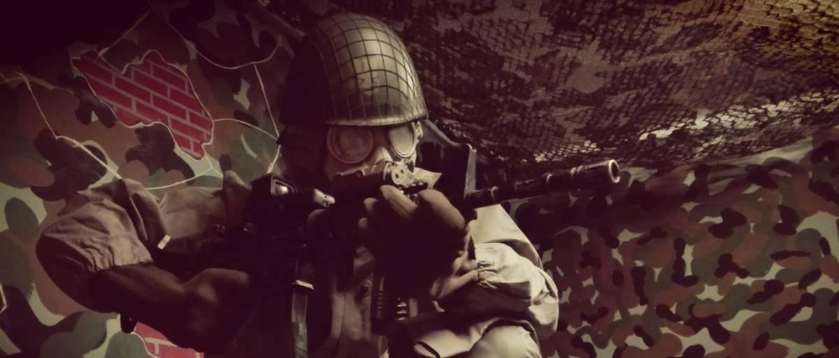 Ewakuacja - Misja Wojskowa