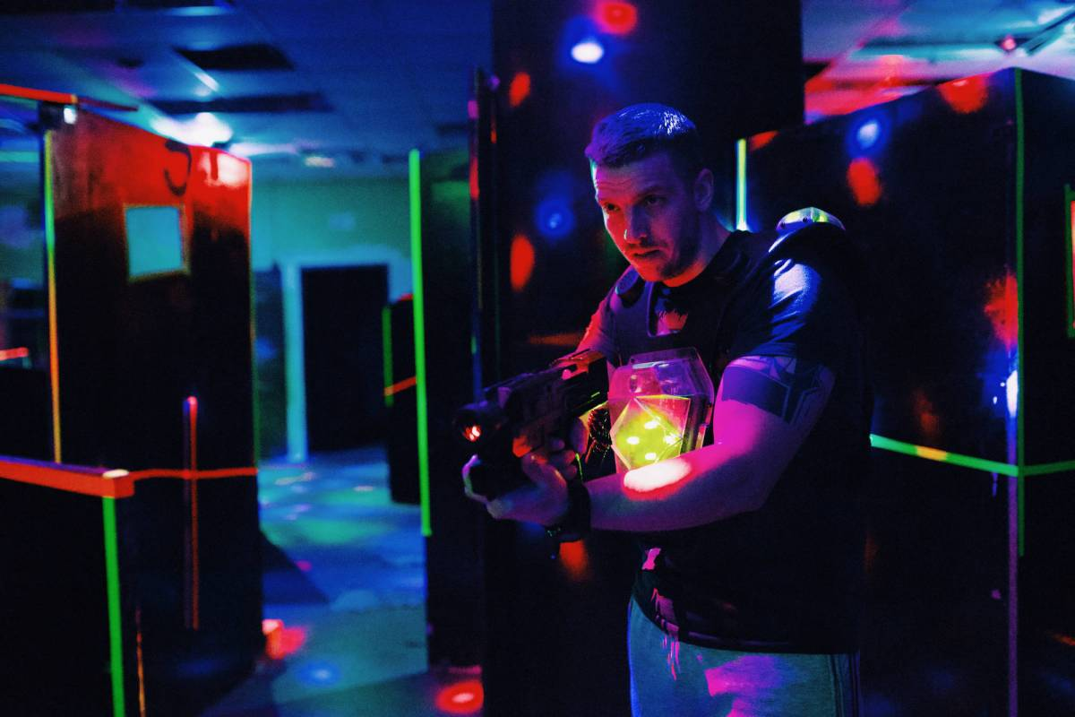 Laser Fight