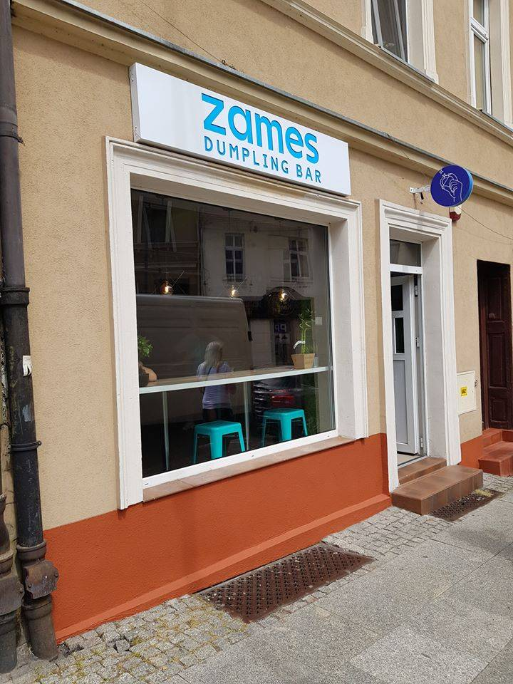 ZAMES Dumpling Bar