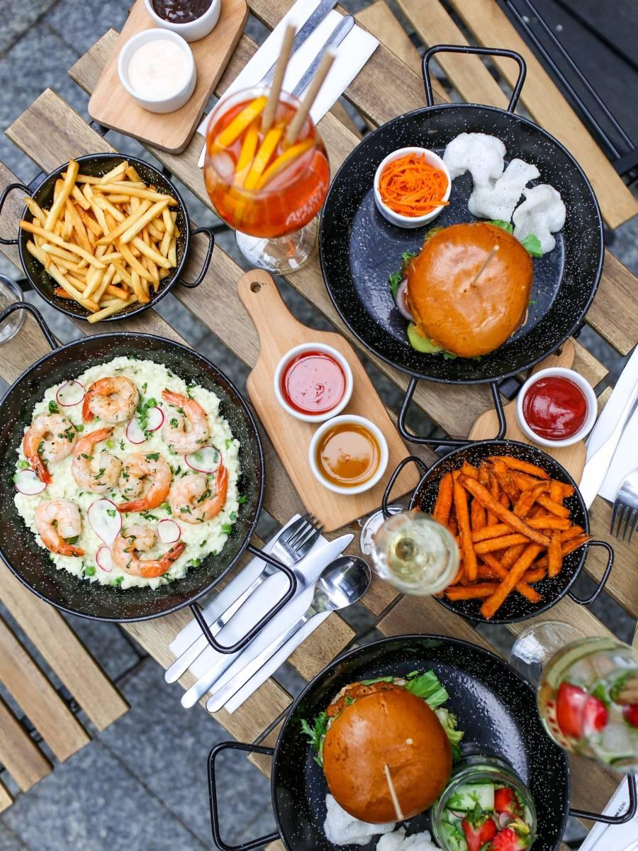 Shrimp Bistro