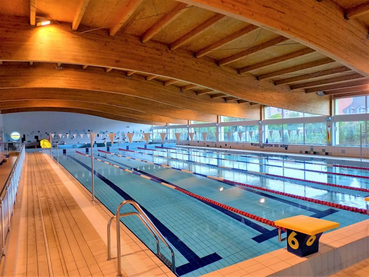 Perła Swimming Pool