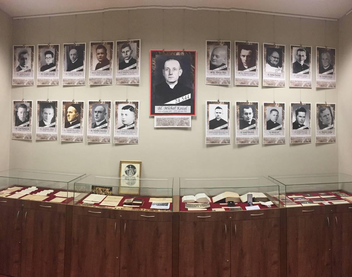 Izba Pamięci Męczenników - Wyższe Seminarium Duchowne Diecezji Bydgoskiej