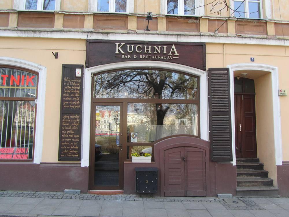 Kuchnia by Marcin Szukaj