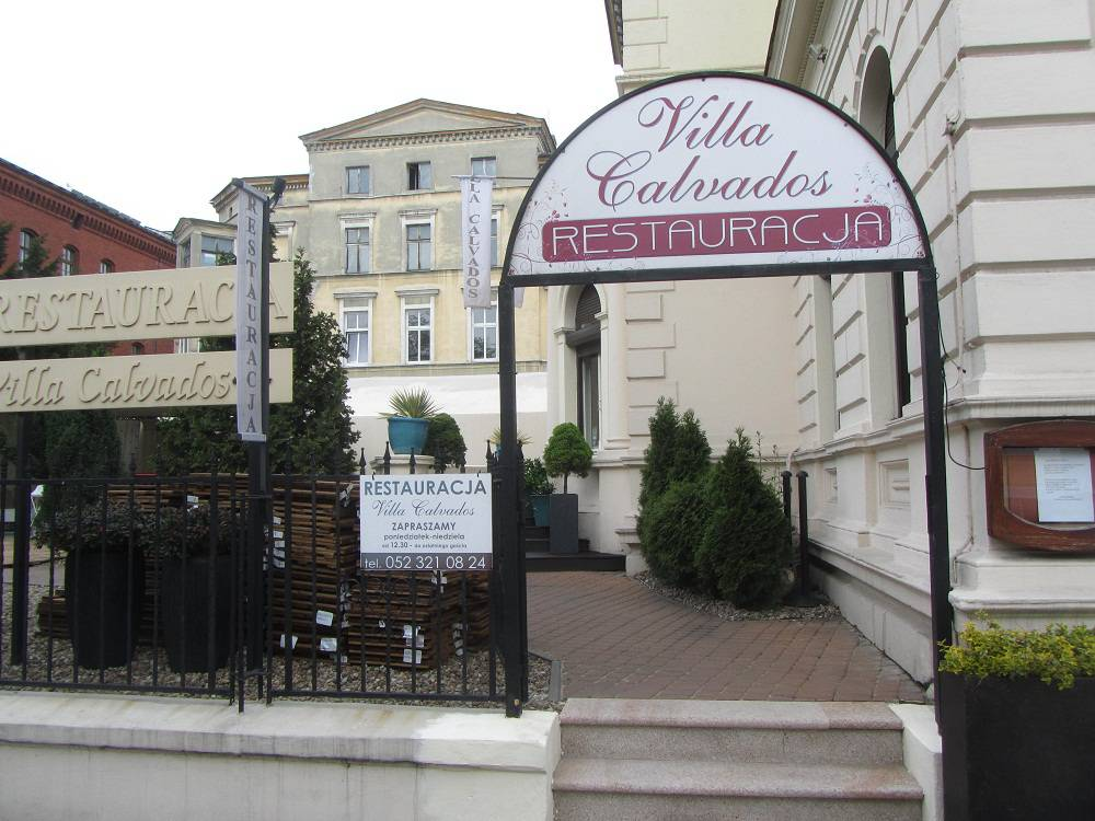 Villa Calvados