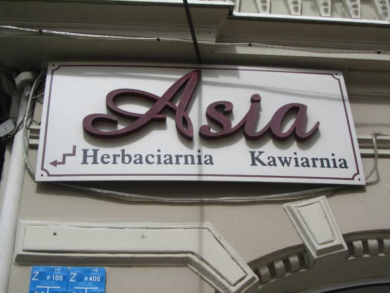 Herbaciarnia Asia