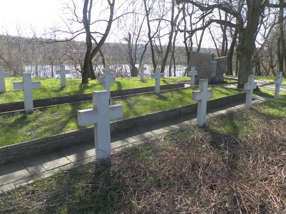 Cmentarz z okresu drugiej wojny światowej