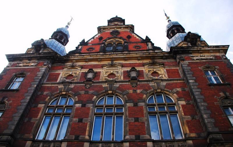 Budynek Dawnej Dyrekcji kolei Pruskiej