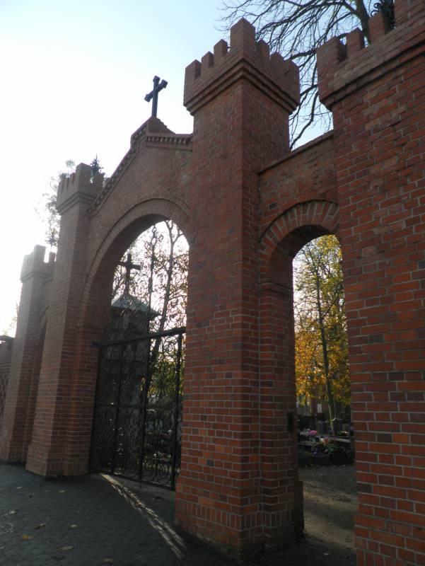 Cmentarz Starofarny