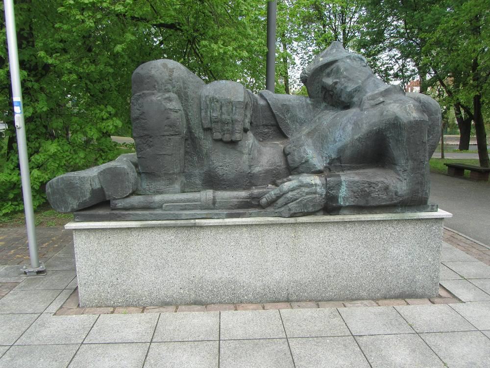 Pomnik Nieznanego Powstańca Wielkopolskiego