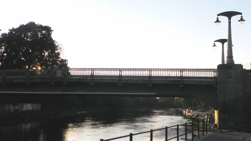 Most Królowej Jadwigi